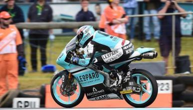 Clasificación Moto3 Phillip Island 2015: Kent logra la pole
