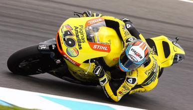 Clasificación Moto2 Phillip Island 2015: Rins se consolida