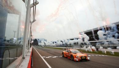 DTM 2015, Hockenheim: Green lidera el triplete de Audi