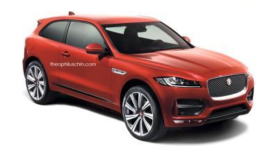 Jaguar F-Pace Coupé, más cerca