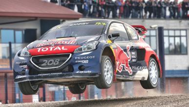 Peugeot Hansen, Campeón del Mundo de Rallycross 2015