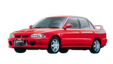 Mitsubishi Evolution I