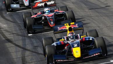 Teo Martin Motorsport se une a la Fórmula 3.5 V8
