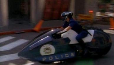 ¿Te acuerdas de la moto de 'Regreso al Futuro'?
