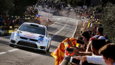 WRC 2015, Rally de Catalunya: previo, tramos y horarios