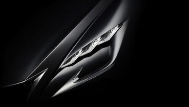 Lexus acudirá al Salón de Tokyo con un misterioso concept