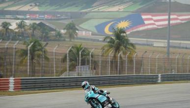 Libres Moto3 Malasia 2015: Kent y Oliveira se citan