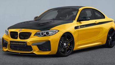 BMW M2 por Manhart: así es