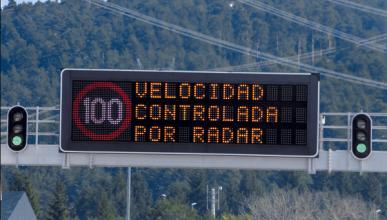 Los radares que más multan en Madrid