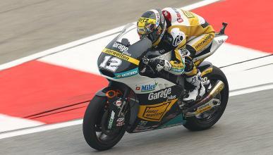 Clasificación Moto2 Malasia 2015: la lluvia alegra a Luthi