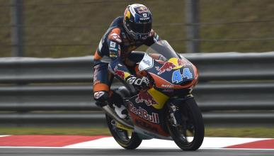Carrera Moto3 Malasia 2015: Oliveira amarga otra vez a Kent