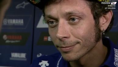 """Rossi: """"Con la sanción el plan de Márquez ha sido un éxito"""""""