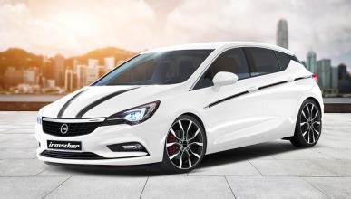 Así será el Opel Astra 2016 by Irmscher