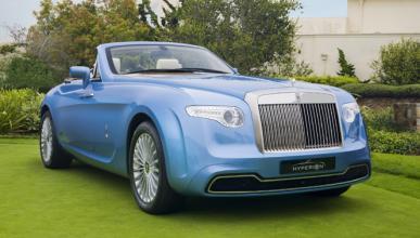 El Rolls-Royce Hyperion, a la venta de nuevo