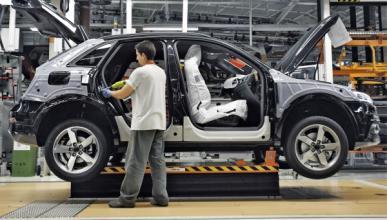La producción de vehículos aumenta un 26,78% en septiembre
