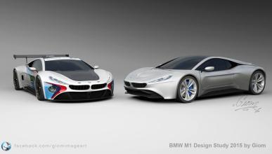 BMW M1 Giom Design