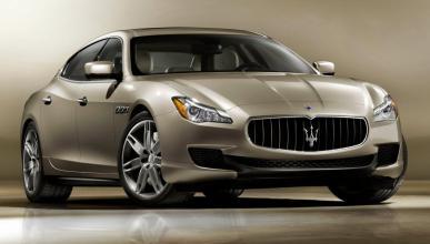 1.000 Maserati Quattroporte GTS de Italia, ¡al taller!