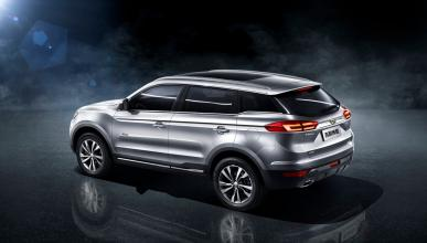 Geely Bo Yue lateral