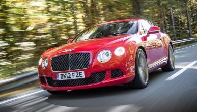 Bentley llama a revisión a 27.640 coches