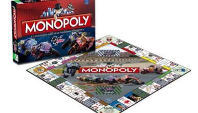 El duelo Rossi-Márquez, ahora en versión Monopoly MotoGP