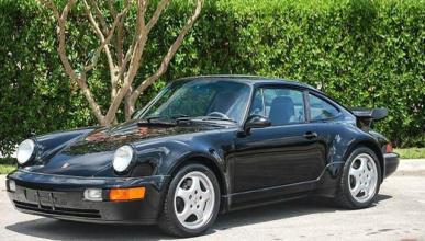 Porsche 911 3.3 Turbo de 1992