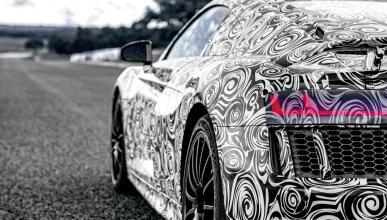 Audi R8 prototipo