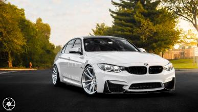 BMW M3 HRE