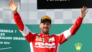 Vettel se mete en la guerra Rossi-Márquez: defiende a Rossi