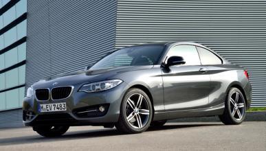 El BMW Serie 2 Grand Coupé podría ser trasera