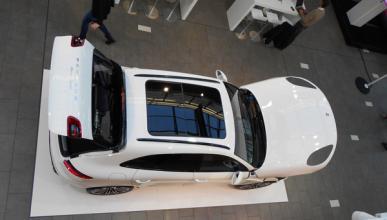 60.000 Porsche Macan S y Macan Turbo ¡al taller!