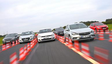 Comparativa: nuevo Opel Astra contra todos