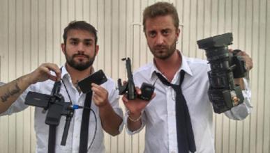 Los periodistas italianos denuncian a Márquez por agresión