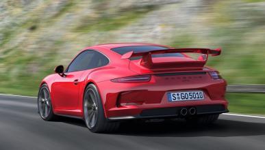 El futuro Porsche 911 GT3 podrá volver a ser manual