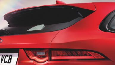 Jaguar F-Pace First Edition: ¡bienvenido!