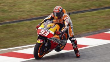 Honda: la telemetría revela que Rossi dio patada a Márquez
