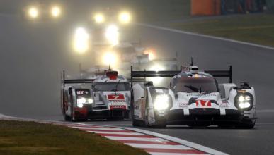 WEC 2015, China: Porsche gana y consigue el título