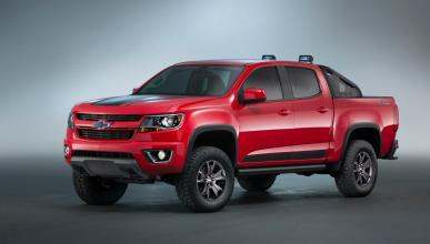 Chevrolet Colorado Z71 Trail Boss 3.0 Concept