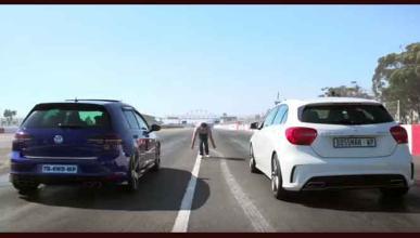 Vídeo: BMW M135i vs Audi S3 Sedan, cara a cara