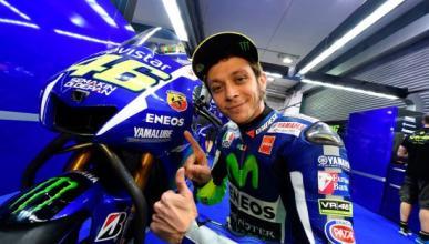 """Rossi: """"Salgo el último, todo hace que sea mucho más duro"""""""