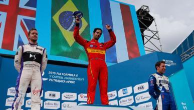 Fórmula E, ePrix Putrajaya: victoria de Di Grassi
