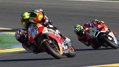 MotoGP: Cómo ver online el GP de Valencia 2015
