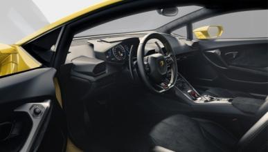 Así es el Lamborghini Huracán que estará en Los Angeles