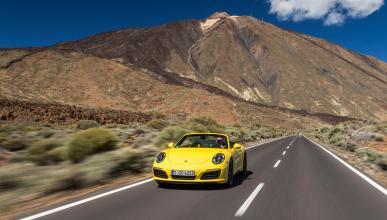 Porsche 911 Carrera S Cabrio 2015 Tenerife
