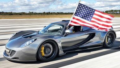 El Hennessey Venom GT podría ser eléctrico