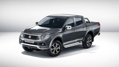 Fullback: la nueva pick up de Fiat
