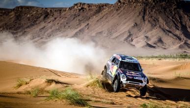 Desvelado el Mini de Al Attiyah para el Dakar 2016