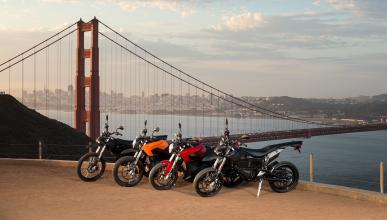 Zero Motorcycles presenta su gama eléctrica de 2016
