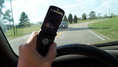Los conductores están más preocupados por las distracciones