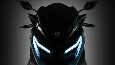 SYM Maxsym 500 'Concept' en el Salón de Milán 2015