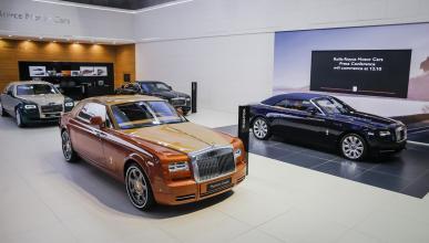 Rolls-Royce Salon Dubai 2015